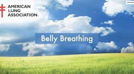 Using Belly Breathing to Relax